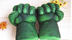 hulk boxing gloves funny gift cosplay