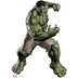 hulk avengers stand-up -stand-up colorfinish -full