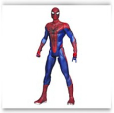 Amazing Spiderman Figure