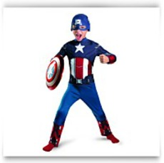 On SaleAvengers Captain America Classic Costume
