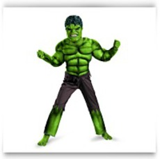 On SaleAvengers Hulk Classic Muscle Costume