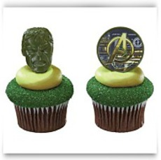 Avengers Hulk Party Ring