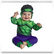 Hulk Baby Costume Infant Costume