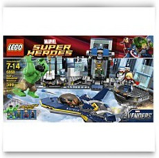 On SaleHulk Helicarrier Breakout 6868