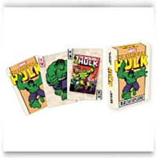 Marvel Comics The Incredible Hulk Playing