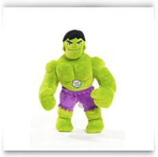 Marvel Small Superhero Hulk Plush