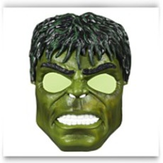 Marvel The Hulk Lightup Mask