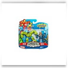 Superhero Squad Series 15 Hulk And Nova