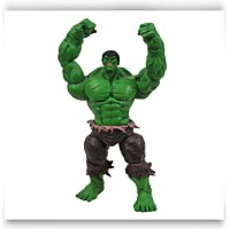 Toys Marvel Select Incredible Hulk Action