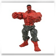 Toys Marvel Select Red Hulk Action Figure