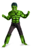 avengers hulk classic muscle costume greenbrown
