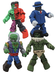 diamond select toys marvel minimates hulk