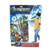 marvel avengers inflatable youth kids punching