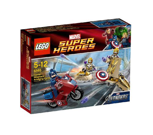 Captain Americas Avenging Cycle 6865