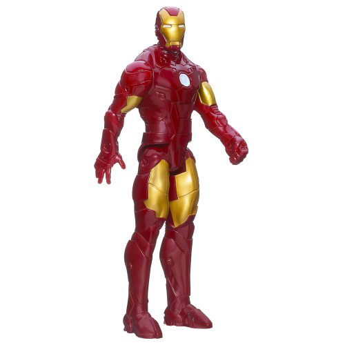 Marvel Iron Man 3 Titan Hero Series Avengers