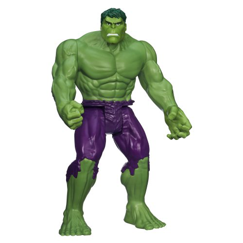 Avengers Titan Hero Series Hulk Action